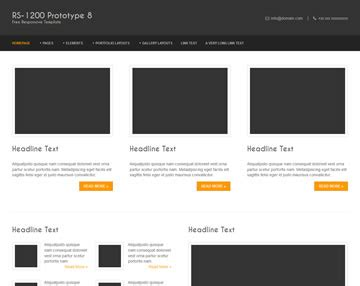 boguco website template free website templates os