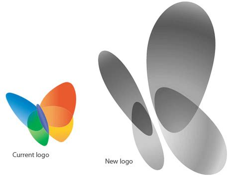 colorful butterfly logo new msn butterfly on it s way the danesh project