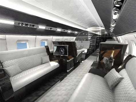 private jet interiors the most luxurious private jet interior designs mr goodlife