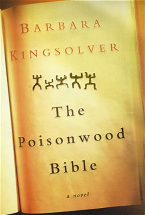 the poisonwood bible 13 books absolutely everyone should read
