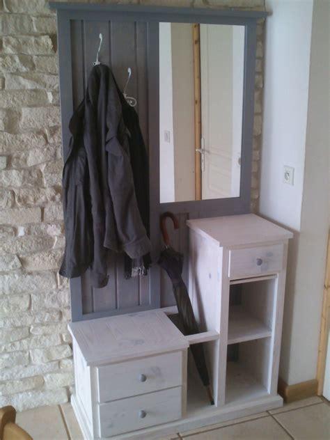 petit meuble d entree petit meuble d entr 233 e meubles et rangements par thuaud concept bois sur alittlemarket