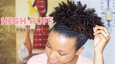 awkward stage of natural hair high puff on awkward stage natural hair youtube
