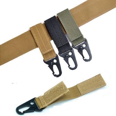 Quickdraw Carabiner Tactical Belt aliexpress buy molle belt clip webbing backpack hang quickdraw attach outdoor