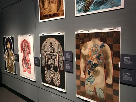 tattoo history museum new field museum show traces colorful history of tattooing