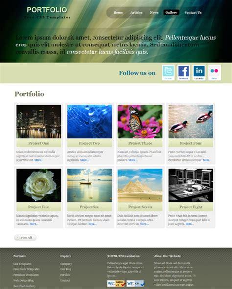 12 Photography Portfolio Website Template Free Images Free Photography Website Templates Free Photography Portfolio Website Templates Free