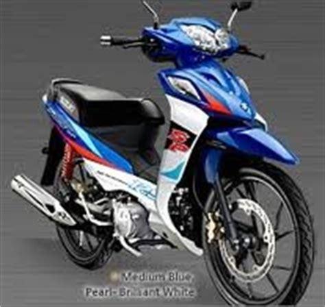 Suzuki Shogun 125 Sp Motor Cycle Modifikasi Suzuki Shogun Sp 125