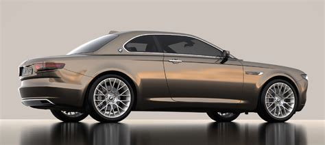 Minimalist Luxury by Bmw Cs Vintage Concept By David Obendorfer Pays Tribute To