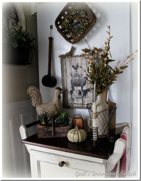 Vignette Home Decor by Farmhouse Vignette Decorating 3