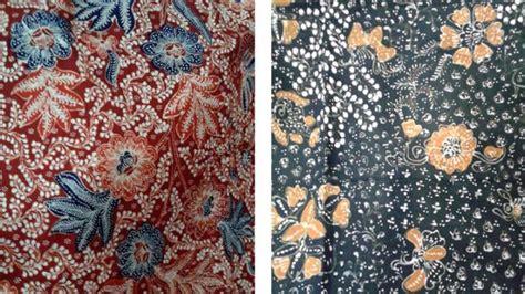 Kain Batik Tulis Lasem Motif Bunga ini tiga ciri khas motif batik lasem dan maknanya tribun