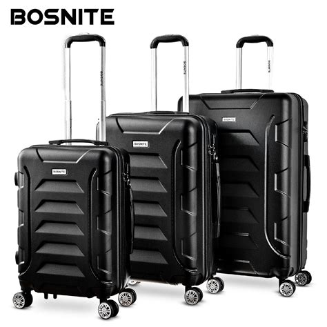 3pcs Hardcase Custom luggage sets for sale suitcases travel bags
