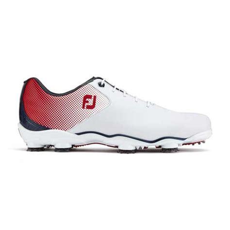 dna shoes footjoy dna helix mens golf shoes white blue mens