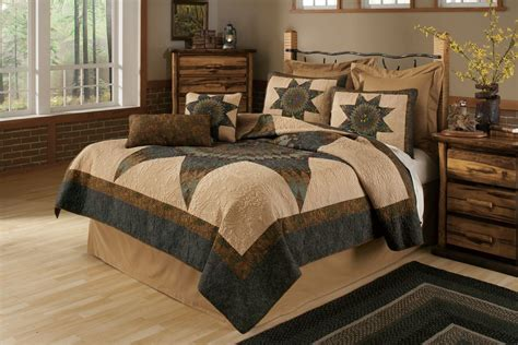 bedroom quilts forest star by donna sharp quilts beddingsuperstore com