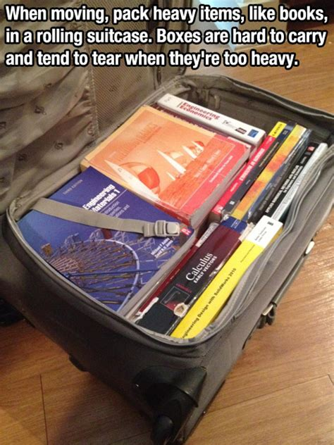 packing hacks moving 99 life hacks to make your life easier imeimei