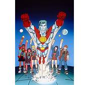 Captain Planet Hes Our Hero  CleanTechnica