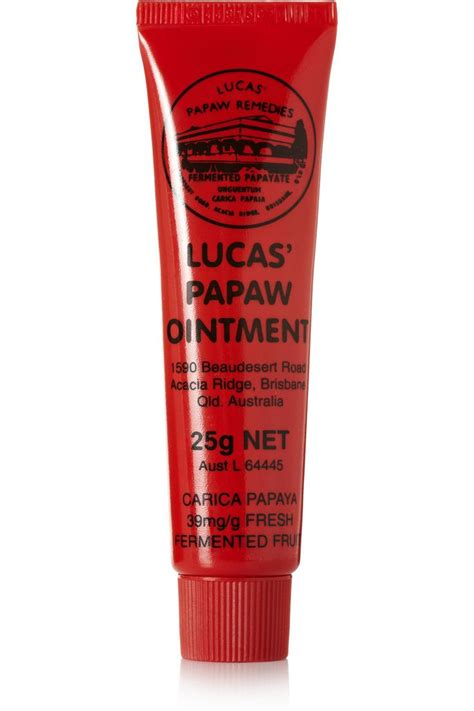 lucas papaw ointment products i