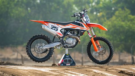 Ktm Motocross by 2017 Ktm 450 Sx F Impression Transworld Motocross