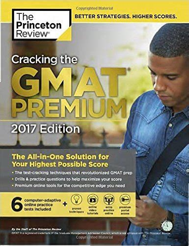 best gmat study guide awesome top 10 best gmat prep book 2017 gmat study