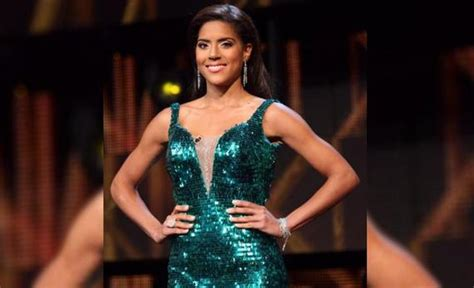 octava eliminada nuestra belleza latina 2015 univision elects afro latina to nuestra belleza latina