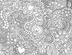 complicated coloring pages for adults printable difficult coloring pages coloring home