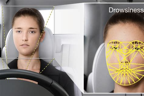 densos driver drowsiness prototype monitors  facial