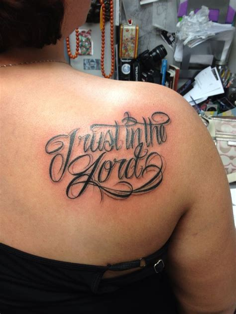 proverbs 3 5 6 tattoo my most recent addition words to live by proverbs 3 5 6