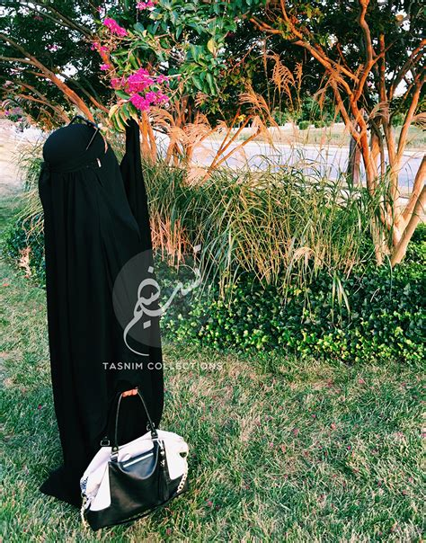 Abaya Hafsah 1 pcs jilbab hafsah tasnim collections