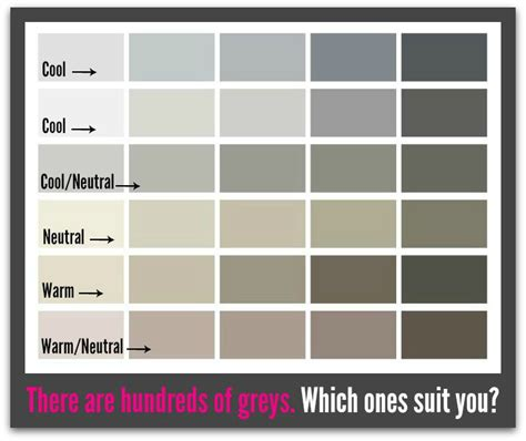 different colors of grey how to find and wear your best grey style clinic