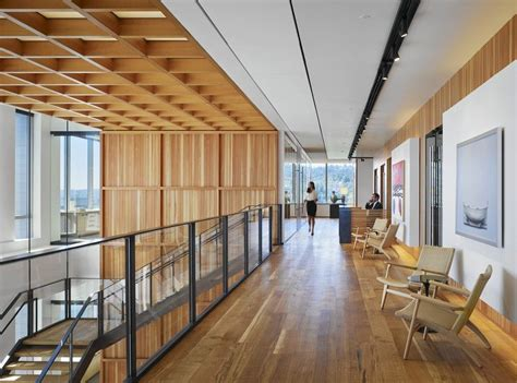 zgf architects designed  offices  law firm stoel rives llp