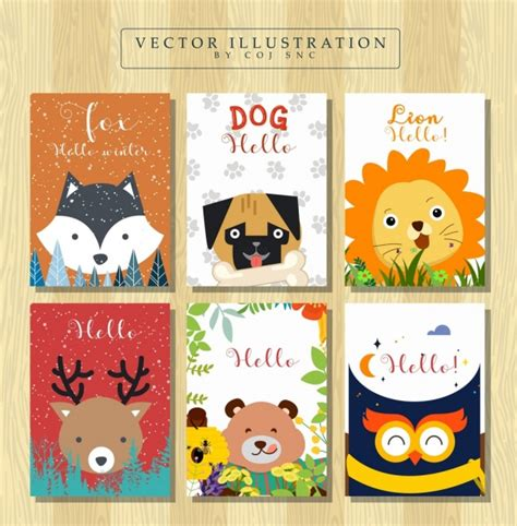 make a picture book free vector animal for free about 1 103 vector