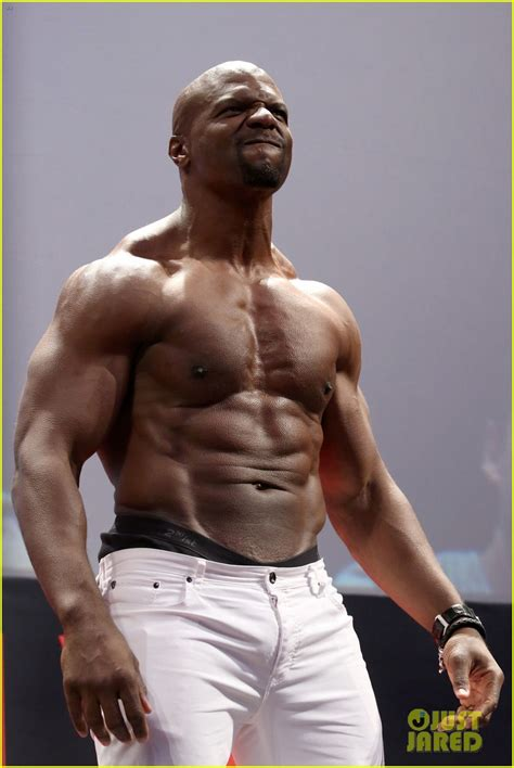 terry crews vegan core workout with terry crews physical therapy sports