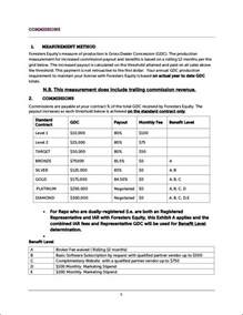 sales commission policy template 9 sales commission policy sles templates sle