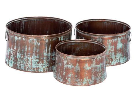 Planters Metal by Big Metal Planters Best Metal Planters Ideas Iimajackrussell Garages