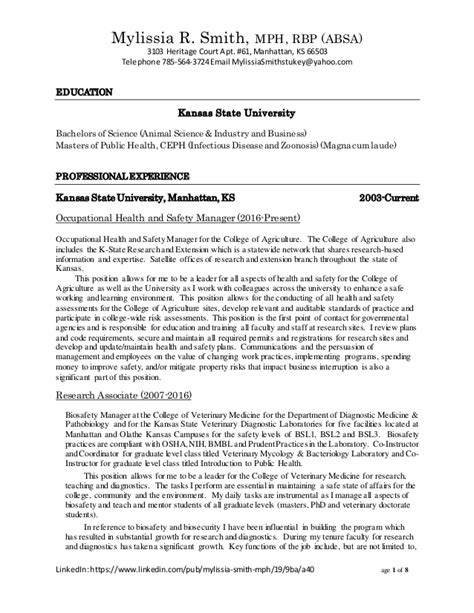 resume paragraph resume ideas