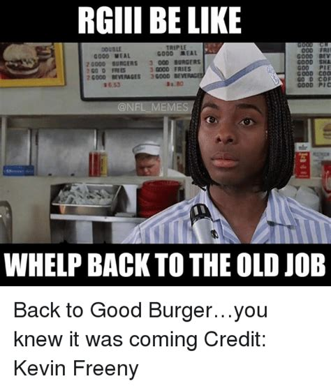 Good Burger Meme - funny good burger memes of 2016 on sizzle good