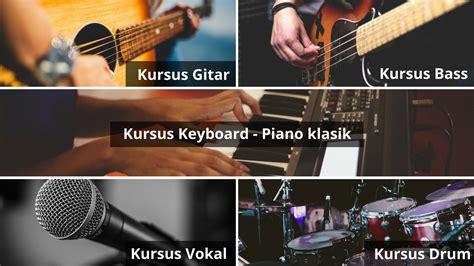 kursus musik jakarta guru  privat  rumah