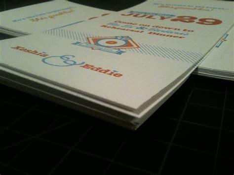 invitation printing st louis keshia eddie s rehearsal dinner invitations on behance