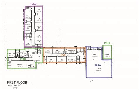 school floor plan school floor plans superintendent kevin cardille