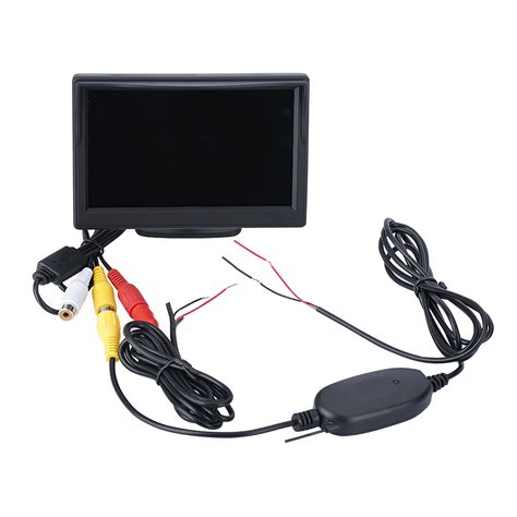 car rear view wireless wireless car rear view kit 5 quot lcd monitor vision