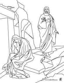 resurrection coloring pages resurrection of jesus coloring pages hellokids