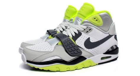 bo jackson shoes nike air trainer sc ii new mens bo jackson retro white