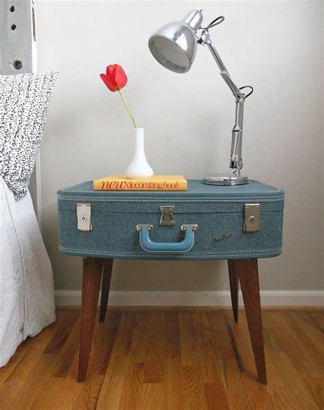 Koffer Nachttisch by Die Besten 25 Ideen Zu Koffer Auf Vintage