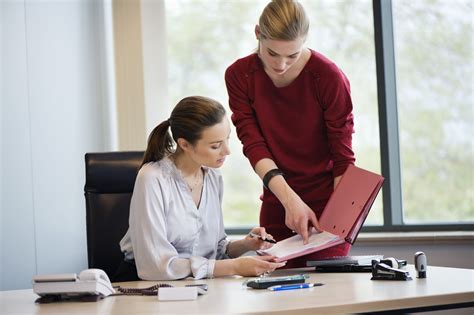 administrative assistant or executive