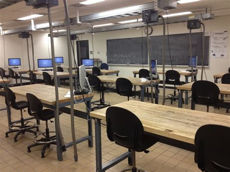 the physics room introductory labs