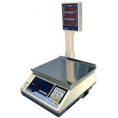 Timbangan Nagata nagata sp 88r pole display type price computing scale timbangan buah