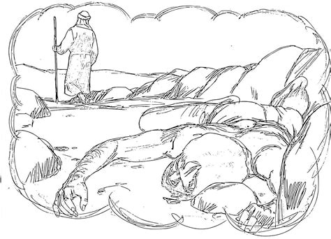 Good Samaritan Coloring Pages Samaritan Coloring Page