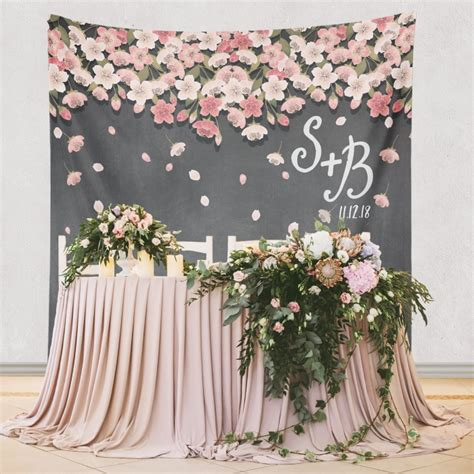 Wedding Backdrop Ideas by 10 Beautiful Ideas For Your Wedding Reception Intimate