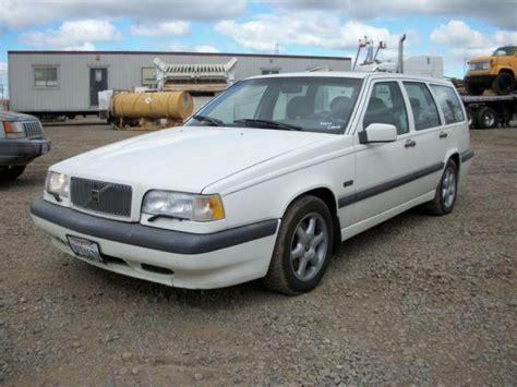 volvo 850 glt wagon 1995 volvo 850 glt station wagon