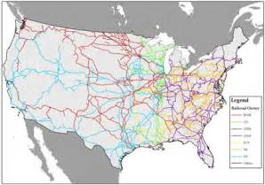 infographics maps and more maps of u s freight