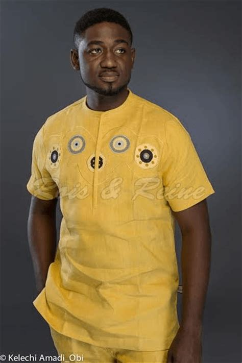 latest nigerian fashion styles men 13 cool native wear styles for men nigerian men s site