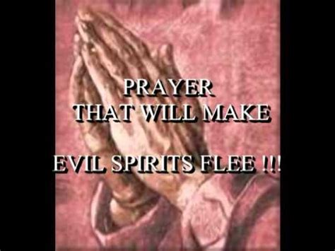 prayer to remove demons out your house how to pray against evil spirits demons youtube